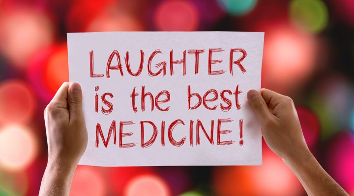 Laughter Is the Best
