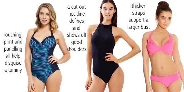 Swimwear fits