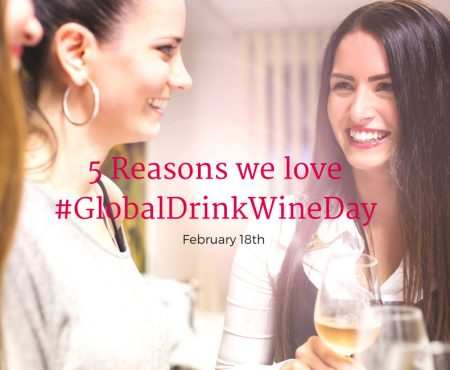 Why we love Global Drink Wine Day